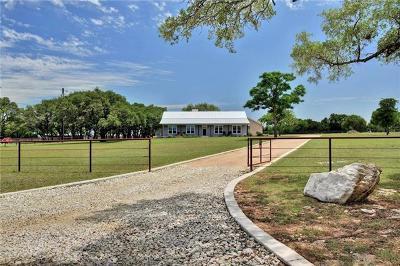 Georgetown Farm For Sale: 340 Greenridge Rd