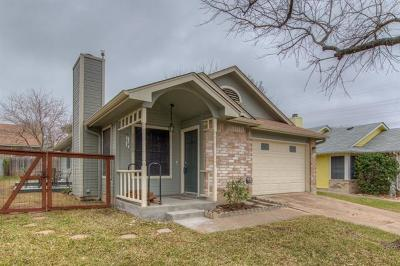 Austin Single Family Home For Sale: 11608 Fruitwood Pl