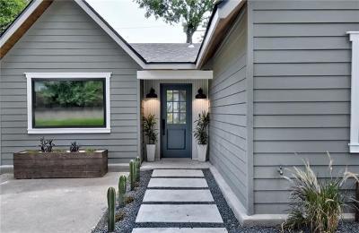 Austin Single Family Home Pending - Taking Backups: 2411 Little John Ln
