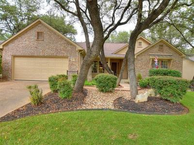 Georgetown Single Family Home For Sale: 211 Whispering Wind Dr