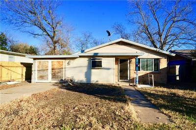 Austin Single Family Home For Sale: 8405 Bowling Green Dr