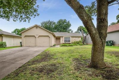 Austin Single Family Home For Sale: 13193 Mill Stone Dr