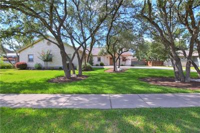 Cedar Park Single Family Home For Sale: 1003 Cedar Park Dr