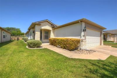 Georgetown TX Single Family Home For Sale: $257,950