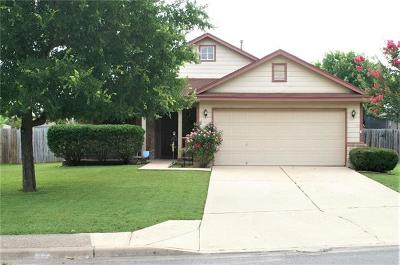 Bastrop Single Family Home For Sale: 313 Nicole Way