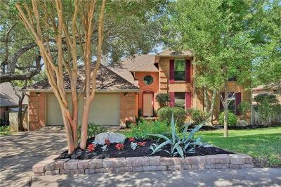 Austin Single Family Home For Sale: 8911 Scotsman Dr