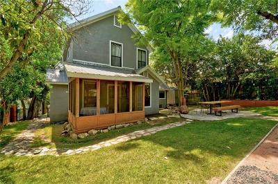 Austin Single Family Home For Sale: 2202 East Side Dr