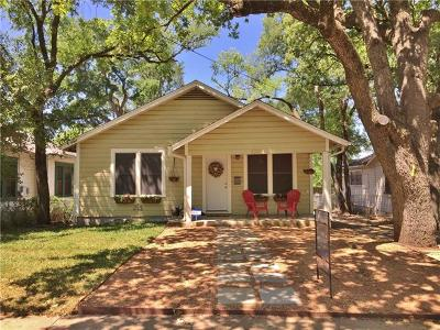 Travis County Single Family Home For Sale: 1210 Harvey St