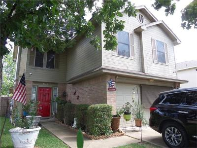Austin Single Family Home For Sale: 3113 Peavy Dr
