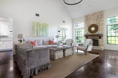 Austin TX Single Family Home For Sale: $895,000