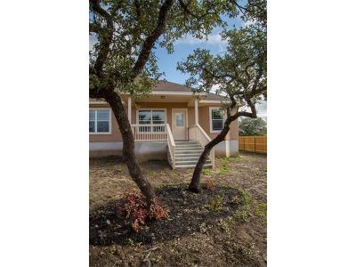Leander Condo/Townhouse Pending - Taking Backups: 1607 Tierra Alto St #A