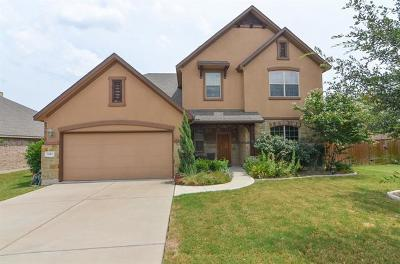 Pflugerville TX Single Family Home For Sale: $339,900