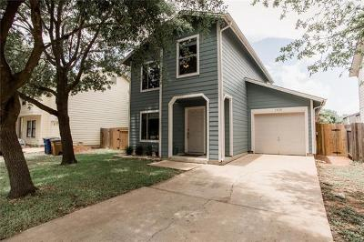 Travis County, Williamson County Single Family Home Coming Soon: 1408 Geoffs Dr