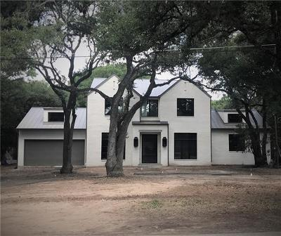 West Lake Hills TX Single Family Home Pending - Taking Backups: $2,195,000