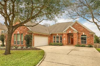 Hays County, Travis County, Williamson County Single Family Home For Sale: 12421 Tabor Oaks Dr
