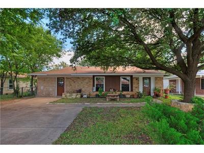 Single Family Home For Sale: 8007 Lazy Ln