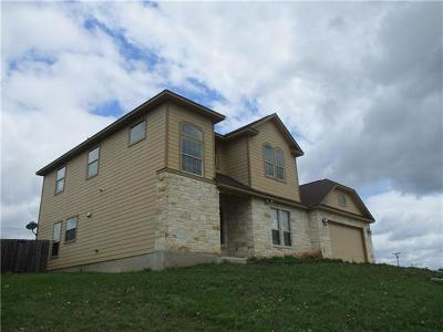 Bastrop Single Family Home For Sale: 112 Koui Ct