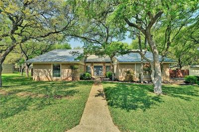 Georgetown Single Family Home For Sale: 803 Bosque Trl