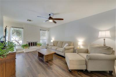 Hays County, Travis County, Williamson County Condo/Townhouse Pending - Taking Backups: 8221 Summer Side Dr #177