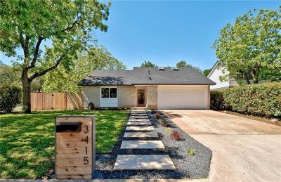 Single Family Home Pending - Taking Backups: 3415 Clarksburg Dr