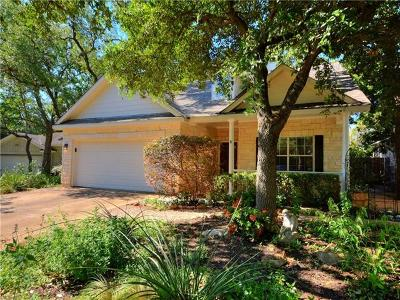 Austin Single Family Home For Sale: 5957 Salcon Cliff Dr
