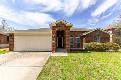 Harker Heights TX Single Family Home For Sale: $184,900