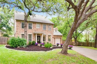 Austin Single Family Home Pending - Taking Backups: 6202 Old Harbor Ln