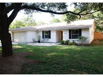 Travis County, Williamson County Single Family Home For Sale: 4302 Everest Ln