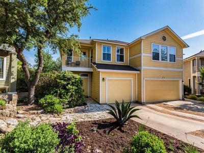 Austin Condo/Townhouse For Sale: 8921 Mountain Shadows Cv #8921A