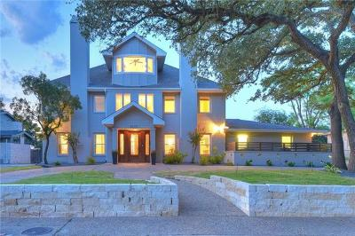 Austin Single Family Home Pending - Taking Backups: 4200 Cat Mountain Dr