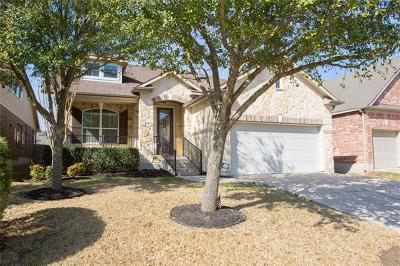 Hutto Single Family Home For Sale: 401 Wiltshire Dr