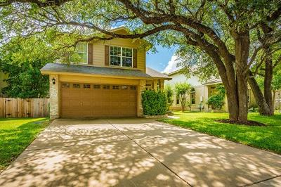 Leander Single Family Home For Sale: 2808 Turtle River Dr