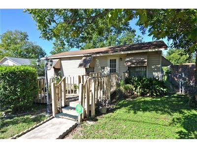 Travis County Single Family Home For Sale: 1804 Adina St