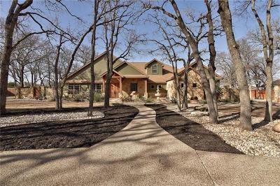 Georgetown Single Family Home Pending - Taking Backups: 169 Gabriels Loop