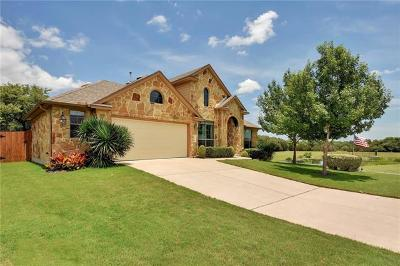 Austin Single Family Home For Sale: 519 Wild Rose Dr