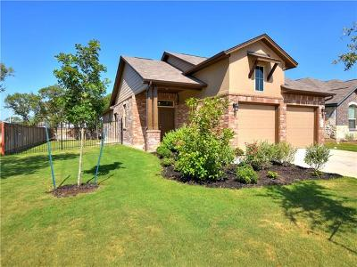 Leander Single Family Home For Sale: 401 Cinnamon Teal Ln