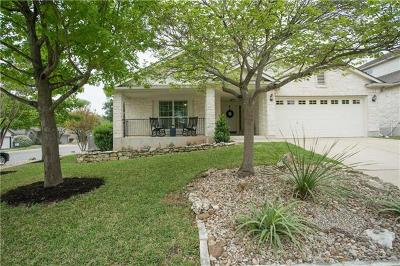 Single Family Home Pending - Taking Backups: 10913 Quarry Oaks Trl
