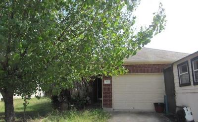 Leander Single Family Home For Sale