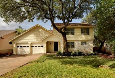 Travis County, Williamson County Single Family Home For Sale: 8211 Wexford Dr
