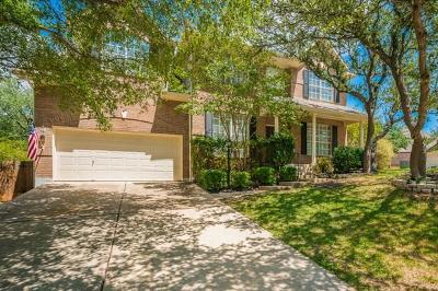 Austin Single Family Home Pending - Taking Backups: 3309 Oxsheer Dr