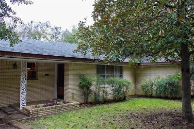 Single Family Home For Sale: 1501 S College St