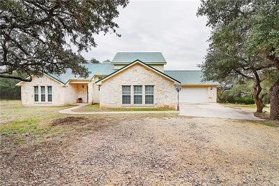 San Marcos Single Family Home For Sale: 1343 Cascade Trl