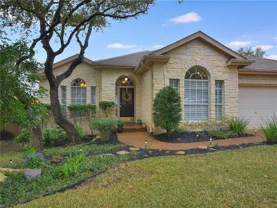 Austin Single Family Home Pending - Taking Backups: 6025 Mordred Ln