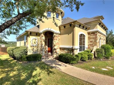 Austin Single Family Home Pending - Taking Backups: 13505 Coleto Creek Trl