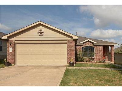 Buda Single Family Home For Sale: 235 Feathergrass Dr