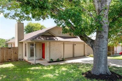 Travis County Single Family Home For Sale: 931 Peggotty Pl