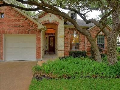 Travis County Single Family Home Active Contingent: 7208 Lapin Cv