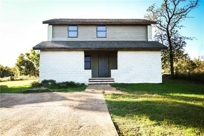 Bastrop TX Single Family Home For Sale: $152,999
