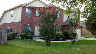 Austin Single Family Home For Sale: 11124 Wet Season Dr