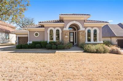 Austin Single Family Home Pending - Taking Backups: 15404 Spillman Ranch Loop